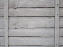 Drewniany Płotowy panel Obrazy Royalty Free