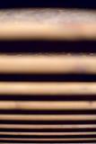 Drewniany panel ściany wnętrza tło Fotografia Stock