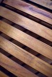 Drewniany panel ściany wnętrza tło Zdjęcia Stock