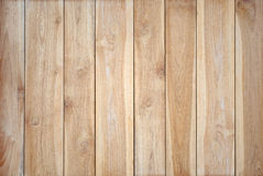 Drewniany panel deski brąz Zdjęcia Stock