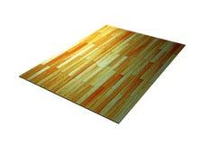 Drewniany parkietowy Zdjęcia Stock