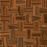 Drewniany parkietowy, laminat podłoga Zdjęcia Royalty Free