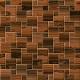 Drewniany parkietowy, laminat podłoga Obrazy Royalty Free