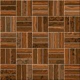 Drewniany parkietowy, laminat podłoga Obraz Stock