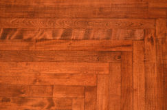 Drewniany podłogowy deski tekstury tło Obraz Stock