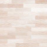Drewniany podłogowy parkietowy tło Obrazy Royalty Free