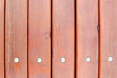 Drewniany pokład Obraz Stock