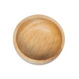 Drewniany Puchar Zdjęcia Stock