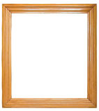 drewniany ramowy zdjęcia stock