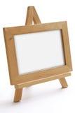 drewniany ramowy obrazek Fotografia Royalty Free