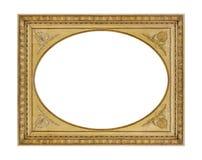 drewniany ramowy stary obrazek Fotografia Royalty Free