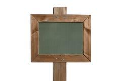 Drewniany Signboard Fotografia Stock
