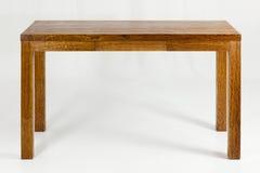 Drewniany stół Obrazy Stock