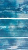 Drewniany surfage niebieskie oczy, piaskowe tło Projekt tekstura backgrop naturalna deska Obraz Stock