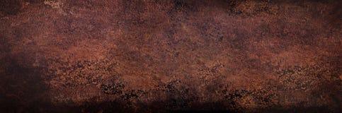 drewniany tła Nieociosany i retro styl sztandar fotografia royalty free