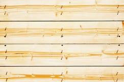 Drewniany tło barłóg Obraz Stock
