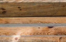 Drewniany tło i tekstura zdjęcia royalty free