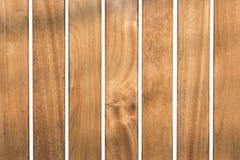Drewniany tło odizolowywający na białym tle, ścinek ścieżka Zdjęcie Royalty Free