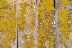 Drewniany tło ogrodzenie lub ściana bez ośniedziałych gwoździ obrazy royalty free