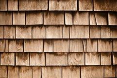 drewniany tło starzejący się gont obrazy stock