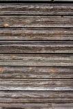 Drewniany tło struktura weathersa drewna Abstrakcjonistyczna wieśniak powierzchnia Zdjęcie Royalty Free
