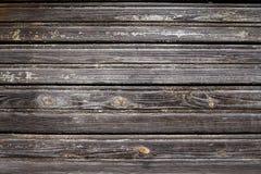 Drewniany tło struktura weathersa drewna Abstrakcjonistyczna wieśniak powierzchnia Fotografia Stock