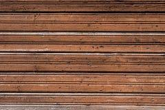 Drewniany tło struktura weathersa drewna Abstrakcjonistyczna wieśniak powierzchnia Obrazy Stock