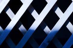 Drewniany tło w błękicie zdjęcia royalty free