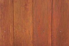 Drewniany tło w brązie Zdjęcie Stock