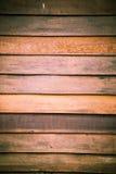 Drewniany tło, zbożowego grunge drewniana tekstura, brew Zdjęcie Stock