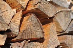 Drewniany tło Zdjęcie Royalty Free