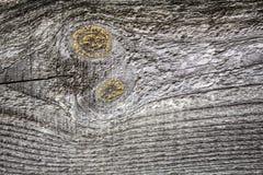 Drewniany tło; stara deska Obraz Royalty Free