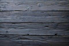 drewniany tło zmrok Zdjęcia Royalty Free