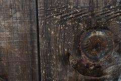 Drewniany tekstura okrąg Zdjęcia Stock