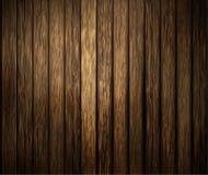 Drewniany tekstura zmrok ilustracji