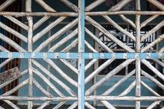 Drewniany tekstury grunge tekstury abstrakta ściany wzór Obrazy Stock