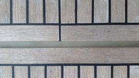Drewniany tekstury powierzchni tło Obrazy Royalty Free