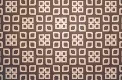 Drewniany tekstury tło i biały geometryczny deseniowy projekt ilustracji