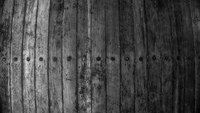 Drewniany tekstury tło z czarny i biały bw koloru stylem zdjęcie stock