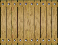 Drewniany tekstury tło ilustracja Fotografia Stock