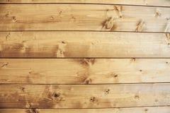 Drewniany tekstury tło, starzy drewniani panel zamyka up Grunge retro rocznik textured wizerunek Horyzontalni lampasy Obrazy Royalty Free
