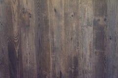 Drewniany tekstury tło - sztuczny wzór obrazy stock