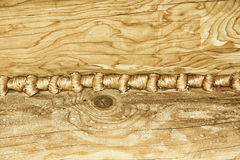 Drewniany tekstury tło supłający Fotografia Royalty Free