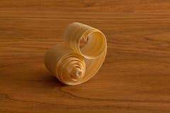 Drewniany układ scalony Zdjęcie Stock