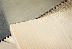 drewniany warsztat Zdjęcia Stock