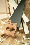 drewniany worshop Obrazy Royalty Free