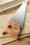 drewniany worshop Obrazy Stock