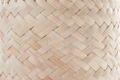 Drewniany wzór handcraft teksturę Fotografia Stock