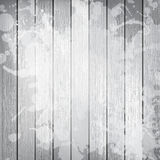 Drewniany z farbą bryzga szablon plus EPS10 Zdjęcia Royalty Free