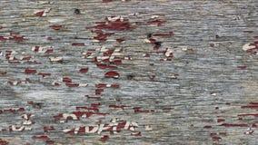 Drewniany znak z marniejącą farbą zdjęcie stock